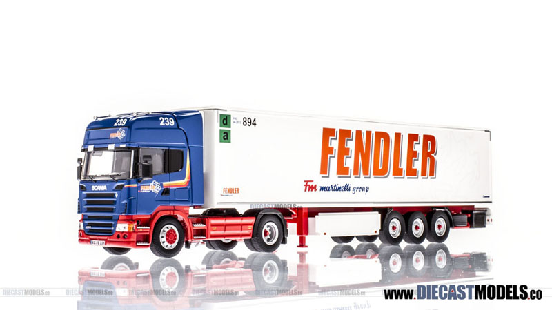 Scania R Fendler