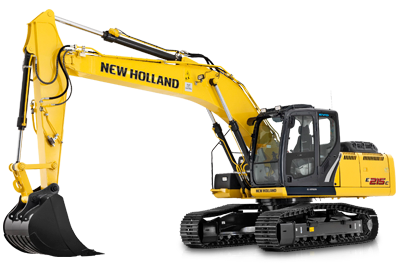 New Holland E215C